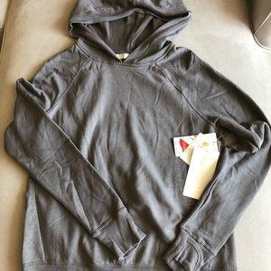 Athleta fleece hoodie